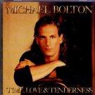 Michael Bolton - Time,Love & Tenderness - UK  CD