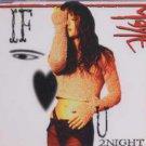 Mayte - If I Luv U 2Night - UK  CD Single