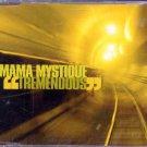 Mama Mystique - Tremendous - UK  CD Single