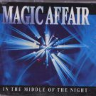 Magic Affair - In The Middle Of The Night - UK CD Single