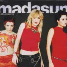 Madasun - Walking On Water - UK Promo  CD Single