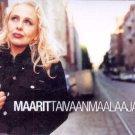 Maarit - Taivaanmaalaaja - Euro Promo CD Single