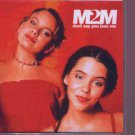 M2M - Don't Say You Love Me - UK Promo  CD Single