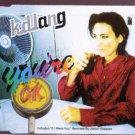K.D. Lang - You're Ok - UK CD Single