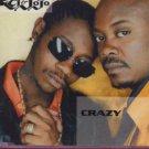 K-Ci & JoJo - Crazy - UK Promo  CD Single
