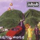 Jubjub - Plastic World - UK CD Single