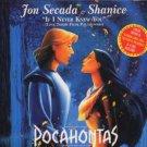 Jon Secada - If I Never Knew You - UK  CD Single