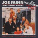 Joe Fagin - That's Livin' Alright - UK CD Single