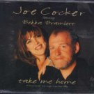 Joe Cocker - Take Me Home - UK Promo  CD Single