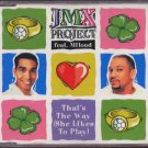 JMX Project Feat Miloud - That's The Way ( She Likes To Play) - UK  CD Single