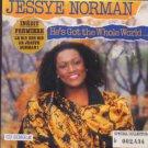 Jessye Norman - He's Got The Whole World - UK  CD Single