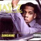 Jay-Z feat Babyface & Foxy Brown - Sunshine - UK CD Single