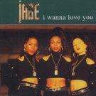 Jade - I Wanna Love You - UK  CD Single