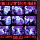 Fun Lovin' Criminals - The Grave and The Constant - UK Promo  CD Single