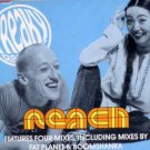 Freaky Realistic - Reach (The Mixes) - UK  CD Single