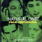Folk Implosion - Natural One - UK  CD Single