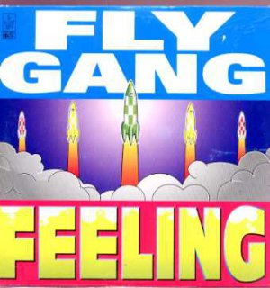 Fly Gang - Feeling - Holland CD Single