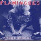 Flamingoes - Teenage Emergency - UK  CD Single