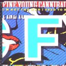 Fine Young Cannibals - I'm Not The Man I Used To Be - UK CD Single