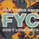 Fine Young Cannibals - Don't Look Back - UK  CD Single