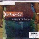 Fatboy Slim - Gangster Trippin - UK CD Single