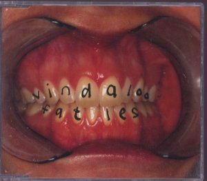 Fat Les - Vindaloo - UK  CD Single