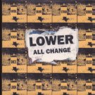 Lower - All Change - UK  CD Single