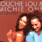 Louchie Lou & Michie One - The Honeymoon Is Over - UK CD Single