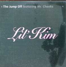 Lil' Kim - The Jump Off - UK Promo CD Single