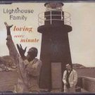 Lighthouse Family - Loving Every Minute - UK  CD Single