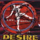 Life Of Agony - Desire - UK  CD Single