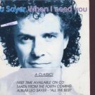 Leo Sayer - When I Need You - UK  CD Single