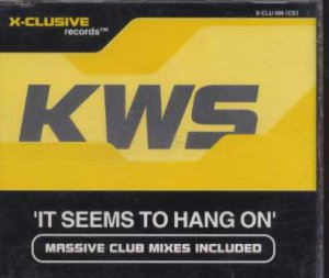 KWS - It Seems To Hang On - UK  CD Single