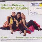 Kulay - Delicious - UK Promo  CD Single