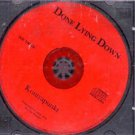 Kontrapunkt - Done Lying Down - French Promo CD Single