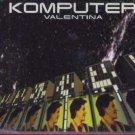 Komputer - Valentina - UK  CD Single