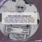 Kinky Rowland - Bonkas EP - UK  CD SIngle
