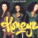 Honeyz - Finally Found - UK CD Single