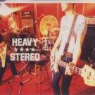 Heavy Stereo - Sleep Freak - UK  CD Single