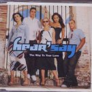 Hear'Say - The Way To Your Love - UK  CD Single
