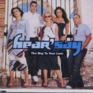 Hear'Say - The Way To Your Love - UK Promo  CD Single