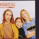 Hanson - Where's The Love - UK  CD Single