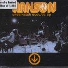 Hanson - Underneath Acoustic EP - UK  CD Single