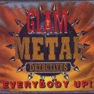 Glam Metal Detectives - Everybody Up! - UK  CD Single