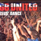 GB United - Zeus' Dance - UK Promo  CD Single