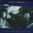Gary Moore - I Have Found My Love In You - UK Promo  CD Single