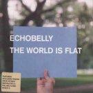 Echobelly - The World Is Flat - UK  CD Single
