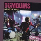 DumDums - Army Of Two - UK  CD Single