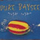 Duke Baysee - Sugar Sugar - UK  CD Single