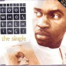 Dr. Alban - Look Who's Talking! - UK  CD Single